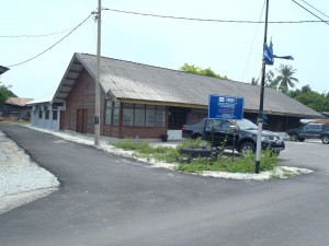 Pekan Darat blacksmith shed