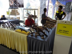 Ary craft from negeri sembilan hari kraftangan kebangsaan 2015