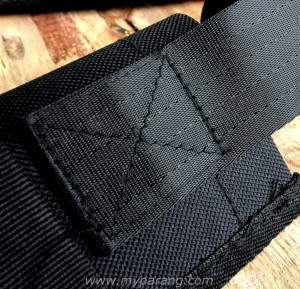 my parang sheath belt loop s