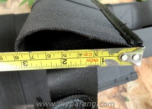 my parang sheath width s